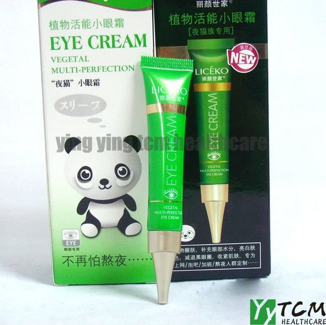 Hot in China Wholesale and retail 15g plant small eye cream - the best for dark circle remove  eye care 20 pcs/lot