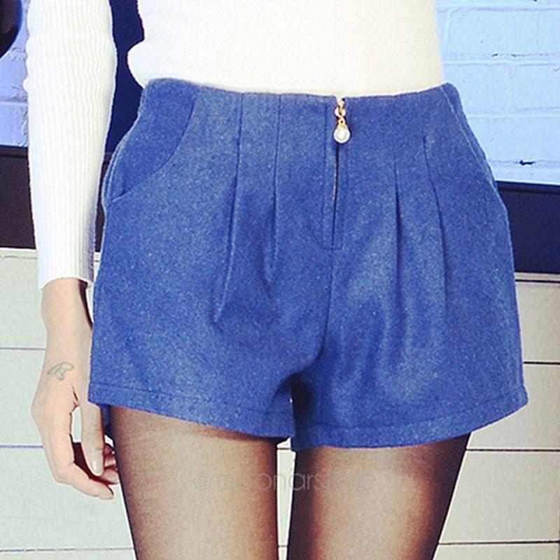 Лето стиль дамы корейский свободного покроя большие размер хлопок шорты для женские брюки ZE3249 # C4