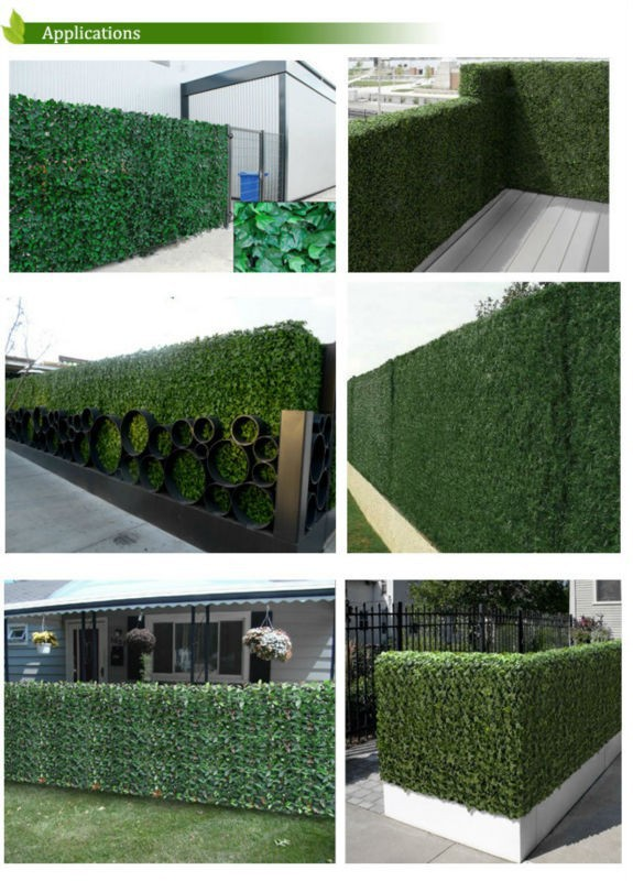 ... Garden Design With Aliexpress.com : Buy M*M Artificial Fence Covering Fake  Plants