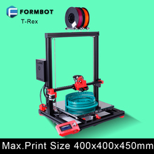 Assembled 3D Printer Colorful Printing 3D Rapid Prototyping Industrial Product Design with 2kg filament as gift