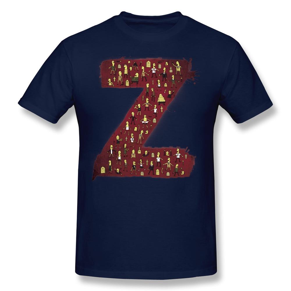 summer drop shipping z shirt men t shirt 100 cotton