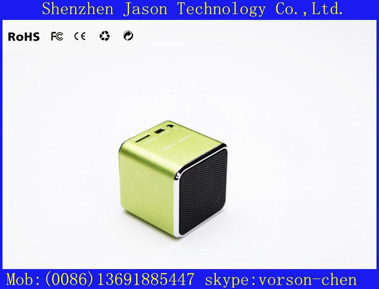 Angel Music Box Speaker Cube Speaker Music Angel