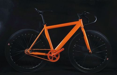 fixie Bicycle FIXED GEAR bike super muscular fixie DIY for colors fixie bike(China (Mainland))