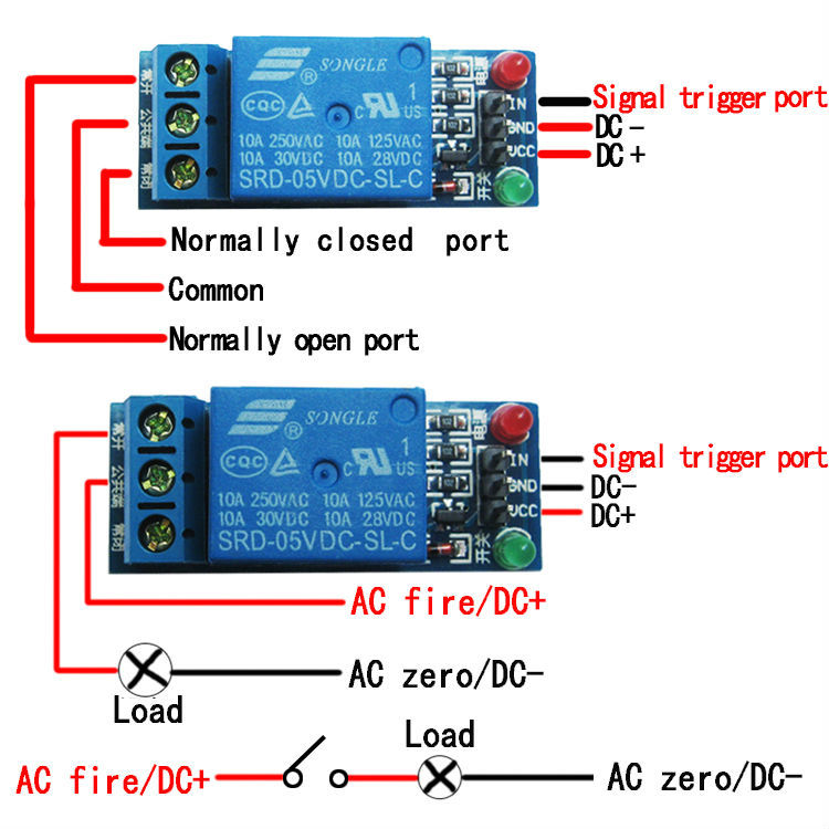 arduino relay connection 120v electrical engineering stack exchange