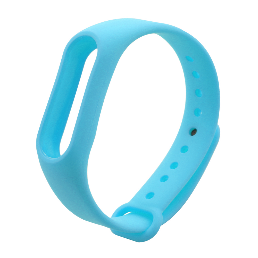 image for 10 Colors Fashion Band Clasps  25*2 Cm Size Replacement TPU + TPE Wris