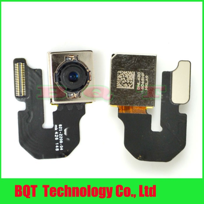 "For iphone 6 plus 5.5"" NEW Back Camera Rear Camera Module Flex Cable 100% Guarantee Free shipping(China (Mainland))"