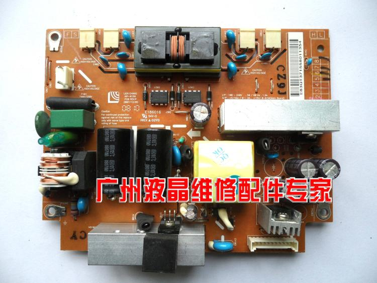 Free Shipping Non-New Products> 22 inch LCD display L222WT L226WT AIP-0156 power board(China (Mainland))