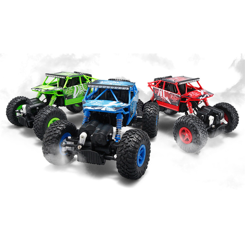 Rc Car 1/18 Scale Off Road Monster Truck 4wd Remote Control Car 94111 ...