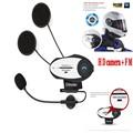 2016 HD camera New Multifunction Motorcycle Helmet Intercom Bluetooth Interphone Headset Video Recorder FM Function