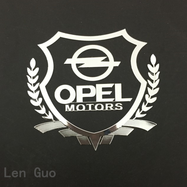 Excellent New car metal Badge case For Opel astra opel astra h astra g insignia Opel mokka car emblem(China (Mainland))