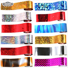 Hot Limited Sale Promotion 50% off Nail Transfer Foil Polish DIY Nail Beauty Accessories Freeshipping NF001-12