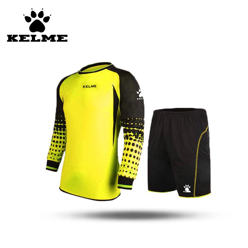 KELME 2016 Childen Soccer Jerseys Kids Football Training Set Cheap Throwback Football Jerseys Survetement Soccer Sets 56(China (Mainland))