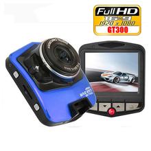Novatek Mini Car DVR Camera GT300 Dashcam 1920x1080 Full HD 1080p Video Registrator Recorder G-sensor Night Vision Dash Cam(China (Mainland))