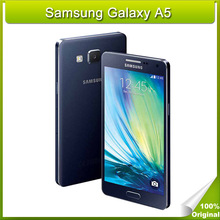 Unlocked Samsung Galaxy A5 A500F/ A5000 SmartPhone 5.0 inch Android 4.4 Refurbished 2GB RAM 16GB ROM LTE 4G Network