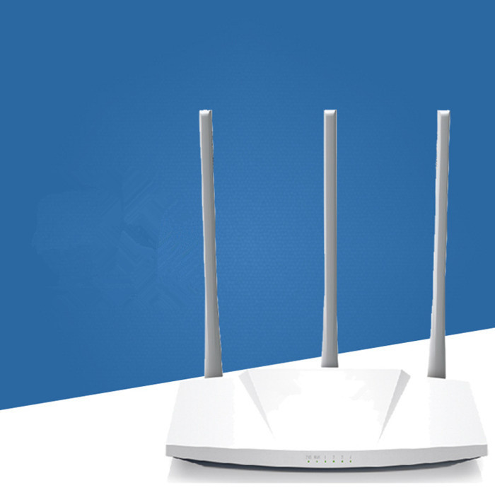 Free Shipping Wireless 300M Broadband Router 3 Antenna Low-E Household Office Use WIFI 4 LAN Interface Router PC Laptop Phone(China (Mainland))