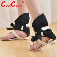 Moderné dámske sandále vo veľkostiach 34-43 z Aliexpress