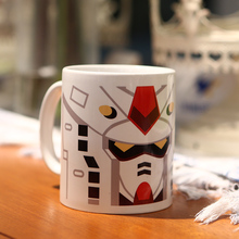300ml Gundam RX-78-2 Anime Ceramic Mug, Coffee Mug
