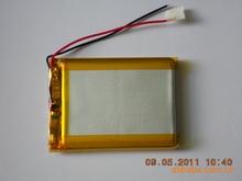 Сразу супер полимер батареи 602760