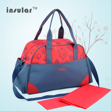 2016 New 2 colors mother bag Diaper bags for mom baby large capacity nappy bags organizer stroller for maternity mummy bag(China (Mainland))