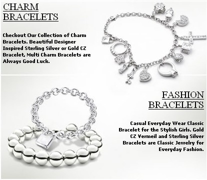 charm bracelet and fashion