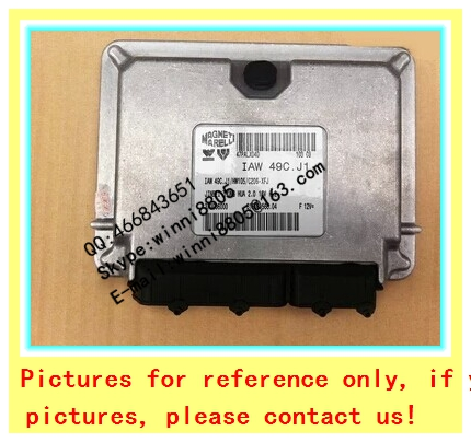 F0r Magneti Marelli system ECU(Electronic Control Unit)/FIAT Siena Palio car engine computer board/IAW 59FB.C1/55182881/51758202(China (Mainland))