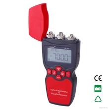NF-911 3-in-1 Optical Multimeter Optical Fiber Tester Optical Power Meter Visual Fault Locator Light source