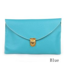 2015 Chain Bag Multicolor Female Bag Simple Womens Chain Envelope Handbag Wholesale Women Messenger Bags Free