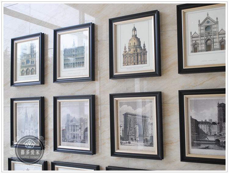 Framed architectural drawings for Cheap architectural drawings