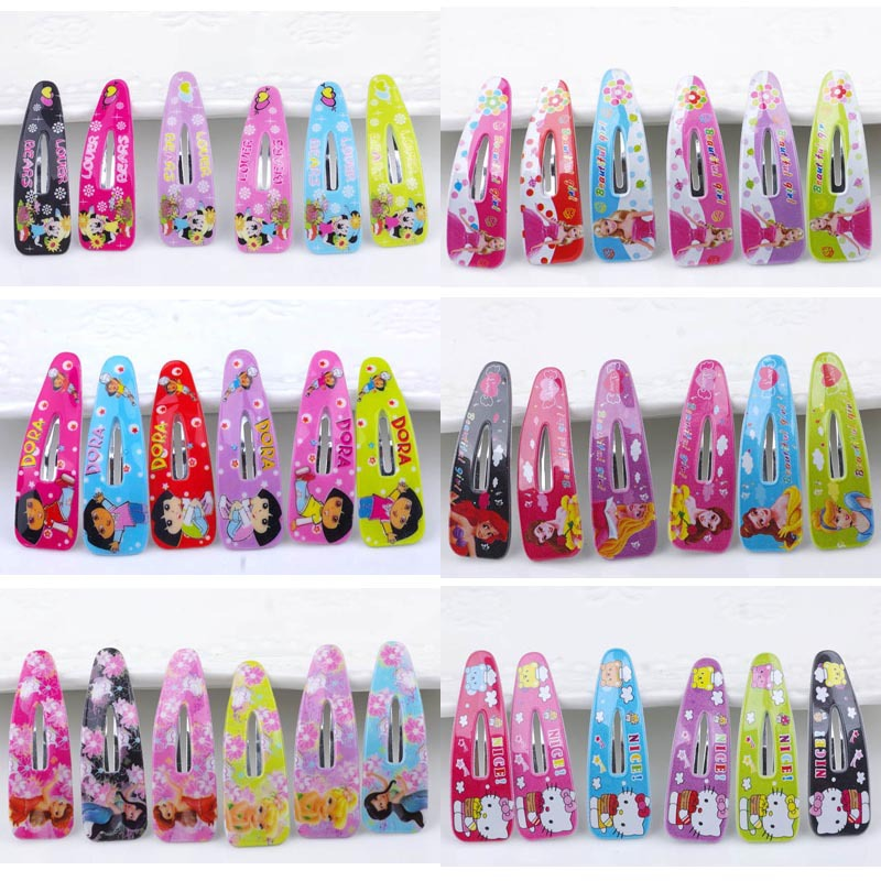 hairpin Side-knotted clip hair clip hair maker tools barrettes pin Hair accessory accessories wholesale summer style 36pcs/lot(China (Mainland))