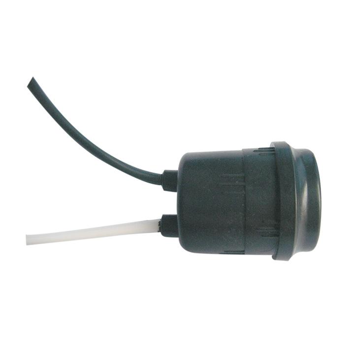 Rubber Screw Caps Black Waterproof Screw Cap