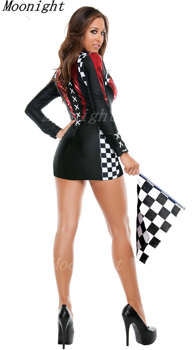 Monster Grid Girl Outfit