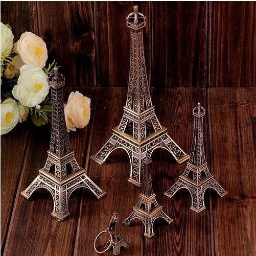 Wholesale 8cm Classic Craft Souvenir Paris Eiffel Tower Mould Home Decoration 30pcs/lot Free shipping(Hong Kong)