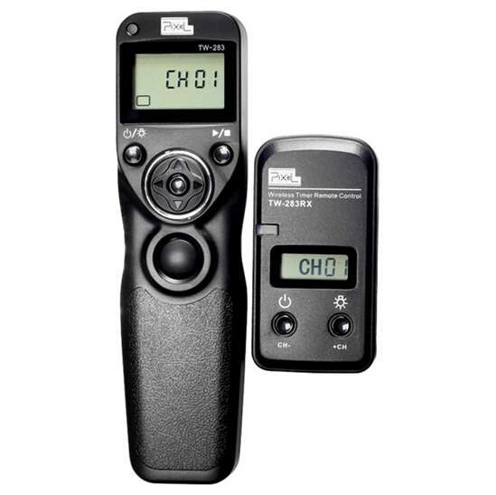 Hot Sale Pixel TW283 TW-283 / DC2 Wireless Timer Remote Control Shutter Release For Nikon D3100 D3200 D3300 D5000 D5100 D5300 <br><br>Aliexpress