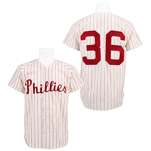 Philadelphia Phillies #36 Robin Roberts Jersey Men's Embroidery and stitched Throwback Jersey any name and number s TO 5XL(China (Mainland))