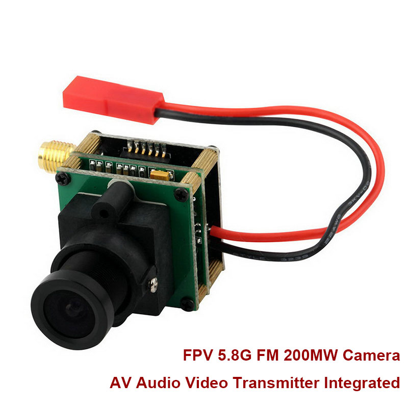 5.8GHz 200MW 700TVL RC Fpv Camera PAL NTSC Mini Lens AV Audio Video Cam For Rc Quadcopter Drone Helicopter Toy Parts Photography<br><br>Aliexpress