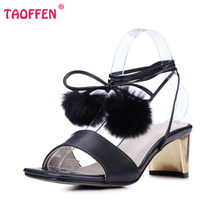 """pop stars same design latest sexy tassel women sandals high heels leg cross strap party shoes for women size 33-40 RA00031(China (Mainland))"