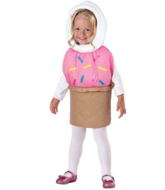 ice cream costume for kids ice cream cone costume funny costume themes funny cosplay for girls funny clothing