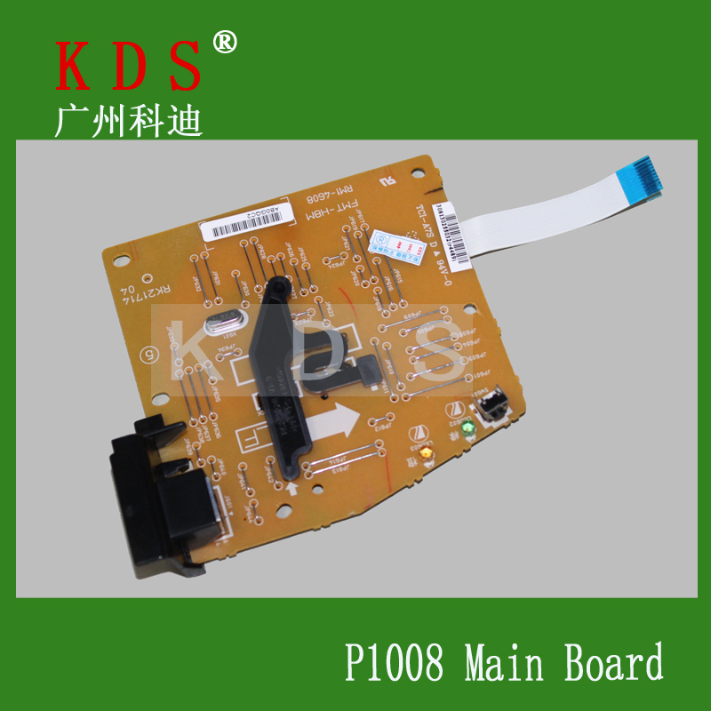 5pcs/lot pre-tested high quality printer mother board for hp 1008 printer spare part formatter board <br><br>Aliexpress