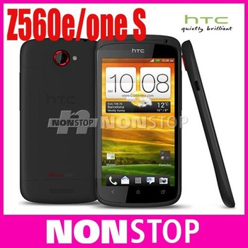 Z560e Unlocked Original HTC One S Mobile Phone Android GPS WIFI 4.3''TouchScreen 8MP camera 16G Internal Cell Phone
