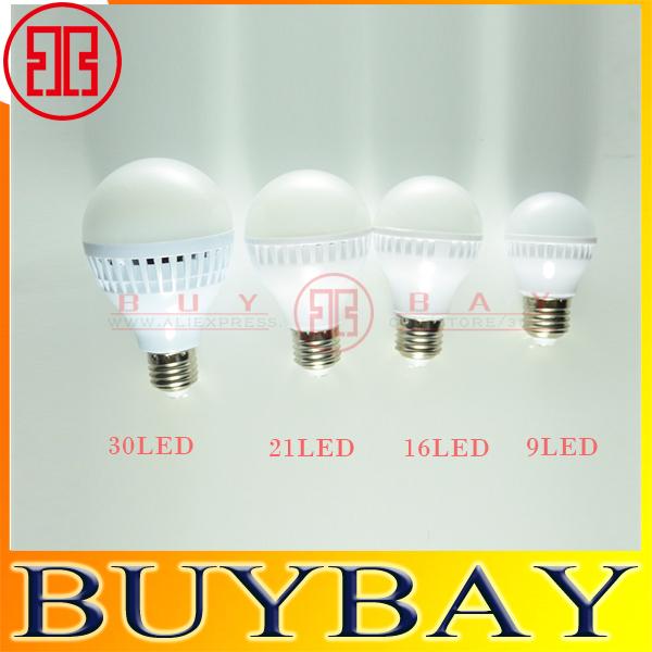Гаджет  Free shipping high brightness LED bulb lamp E27 5W 7W 9W 12W 5730SMD white/warm white AC220V 230V 240V,smd 5730 E27 bulb light None Свет и освещение