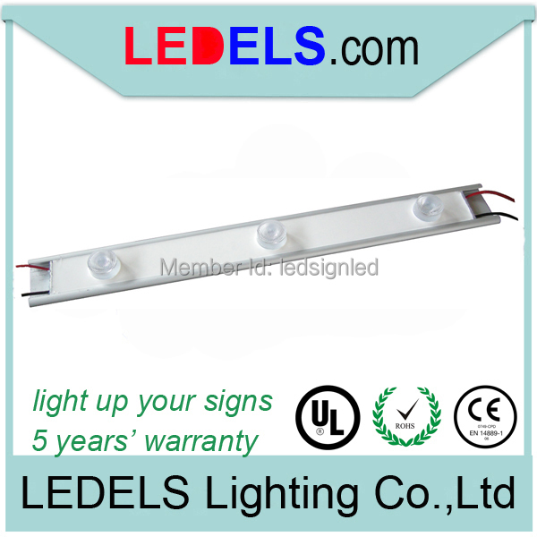 UL 9watt Cree edge led modules bar for light boxsigns,High power lightbox led 5 years warranty waterproof<br><br>Aliexpress
