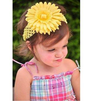 Christmas Gift Baby Girl's Crochet HEADBAND 1.5'' Baby Girl's Head Accessories Waffle Headbands for Baby Toddler Girls