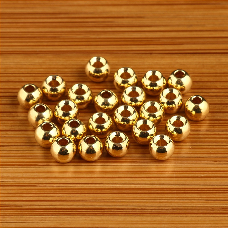 Top Quality Cheap Price Round/Ball 7 Colors Tungsten Beads Fly Fishing, 2.0 MM 25 COUNTs Fly Fishing Beads<br><br>Aliexpress