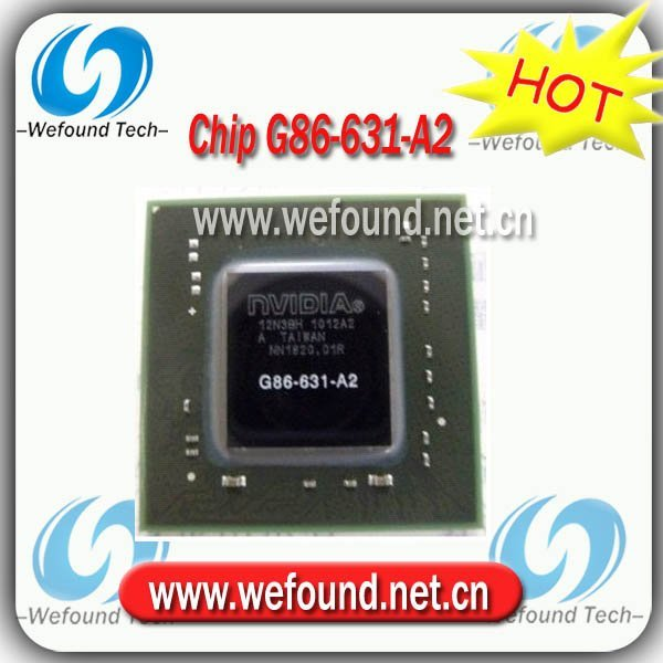 Hot! Good price reballed laptop IC chipset for G86-631-A2