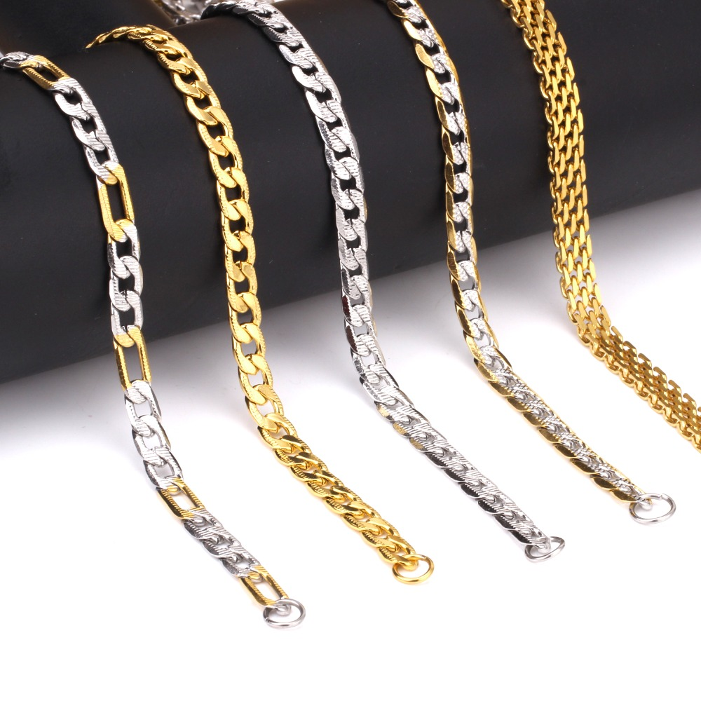 Popular Different Gold Chain Styles-Buy Cheap Different ...