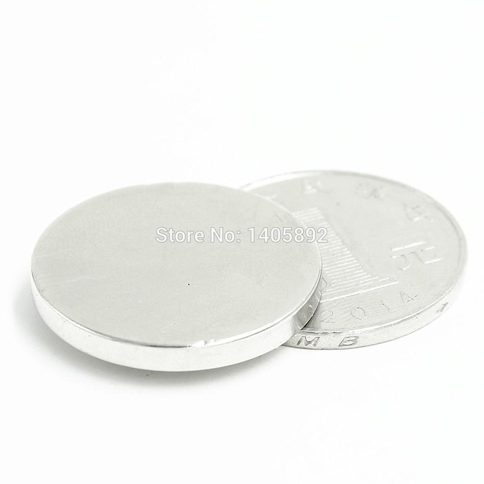 100pcs Super Powerful Strong Bulk Small Round NdFeB Neodymium Disc Magnets Dia 25mm x 2mm N35  Rare Earth NdFeB Magnet<br>
