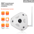 360 Degree Panorama Camera HD 960P Wireless WIFI IP Camera Home Security Surveillance System ONVIF Hidden