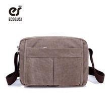 Canvas Man's Bag High Quality Men Messenger Bags Casual Shoulder Canvas Bag Vintage Crossbody Men'S School Book Bag Bolsa(China (Mainland))