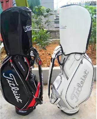 Ti   2014 - New Golf Bag Free Shipping Staff Golf Cart Bag Black with Red CB410(China (Mainland))