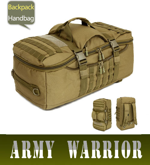 D5column 60L Waterproof Bags Molle Backpack Military 3P Tad Tactics Backpacks Assault Travel Luggage Bag Men Knapsack Man - ATHENA CASTLE Co., Ltd store